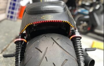 Harley-Davidson Night Rod Special - Foto #10