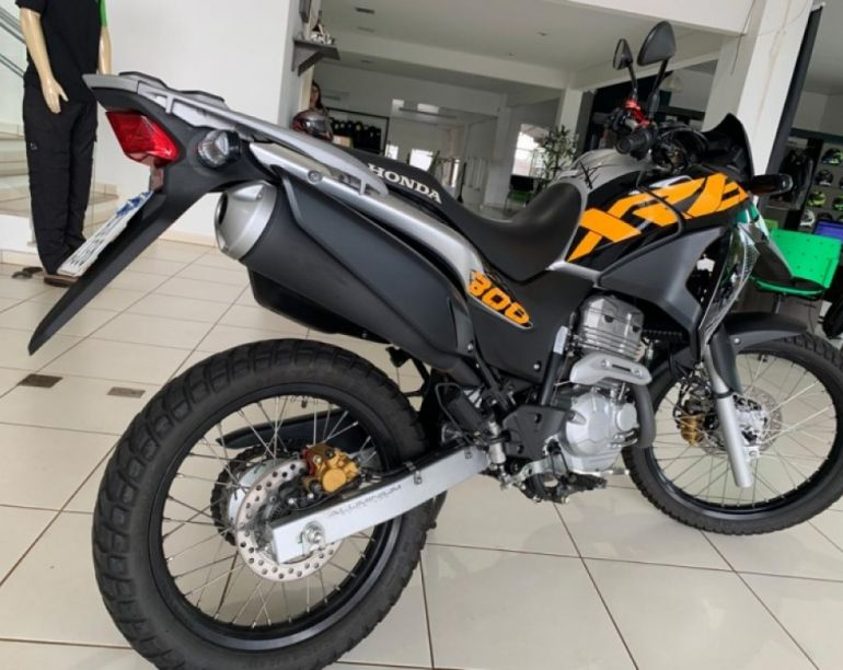 Honda Xre 300 Adventure (Flex) - Foto #7