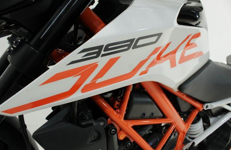 KTM Duke 390 Abs - Foto #8