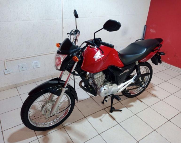 Honda Cg 150 Start Blueflex - Foto #3