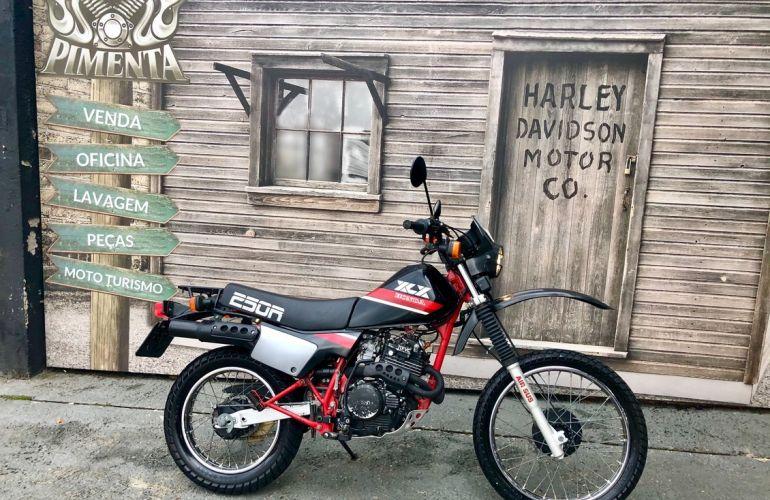 Honda Xlx 250r - Foto #1