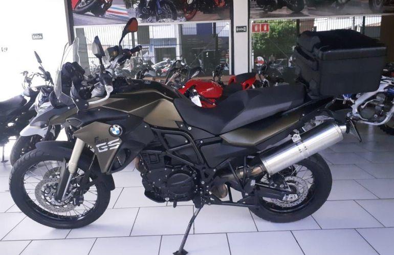 BMW F 800 GS - Foto #4