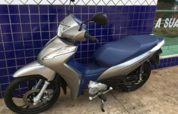 Honda Biz 125 Flexone - Foto #3