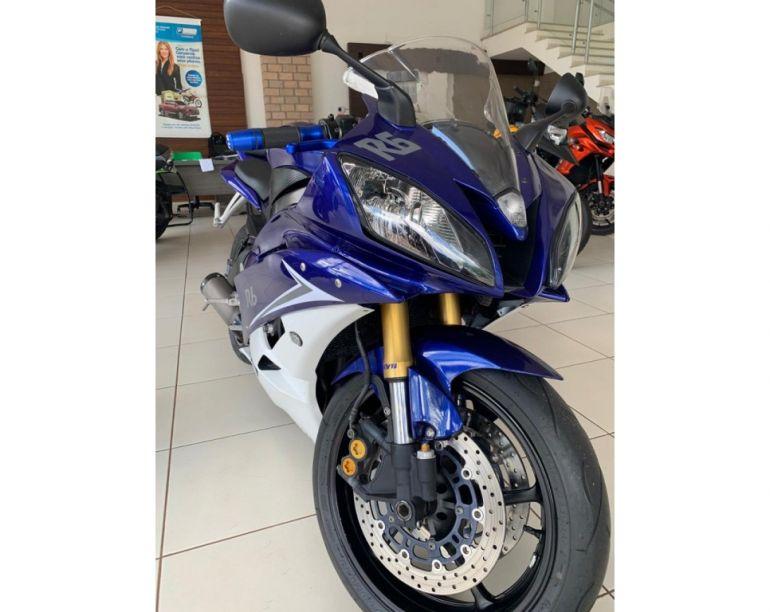 Yamaha YZF R6 600 - Foto #2