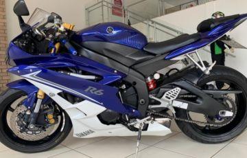 Yamaha YZF R6 600 - Foto #5