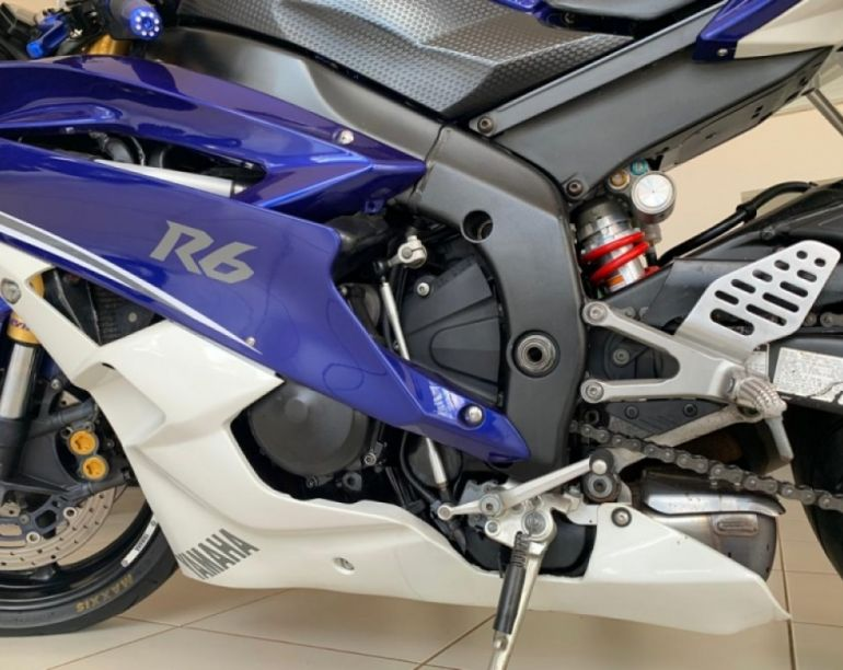 Yamaha YZF R6 600 - Foto #8