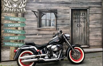 Harley-Davidson Softail Fat Boy