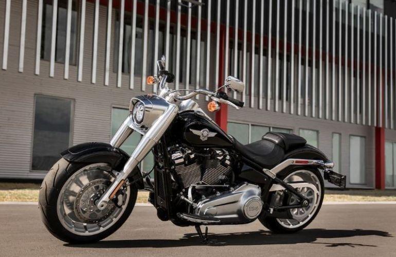 Harley-Davidson Softail Fat Boy - Foto #2