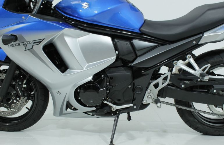 Suzuki Gsx 650 F - Foto #4