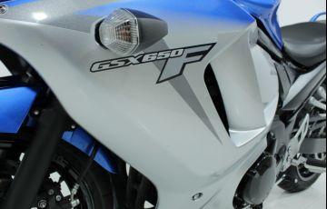 Suzuki Gsx 650 F - Foto #9
