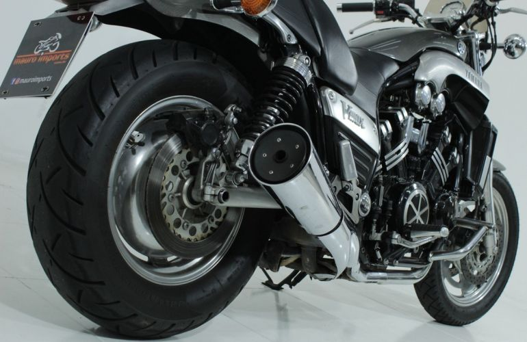 Yamaha V Max 1200 - Foto #5