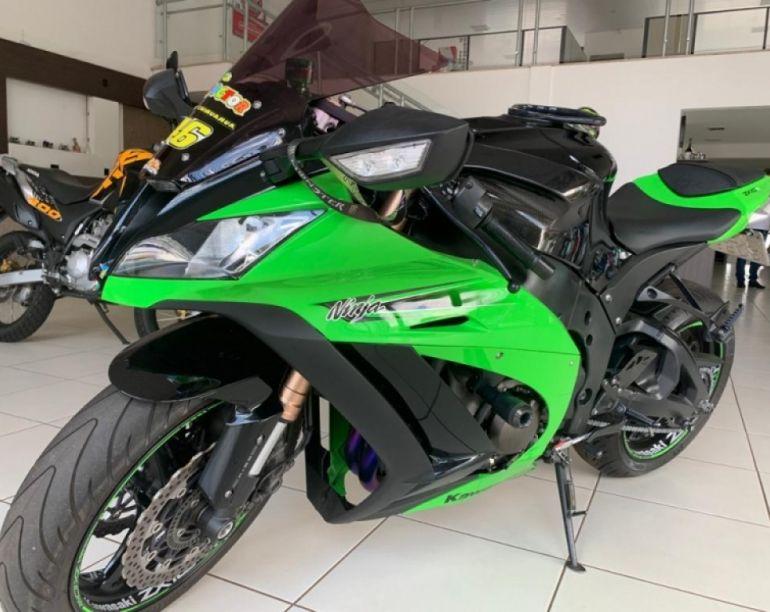 Kawasaki Ninja Zx 10R (ABS) - Foto #3