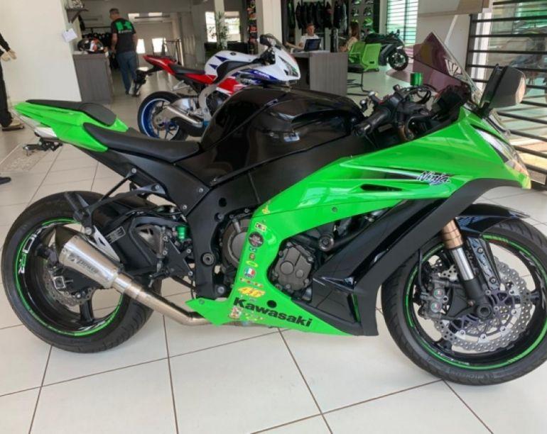 Kawasaki Ninja Zx 10R (ABS) - Foto #4
