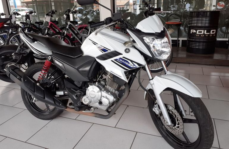 Yamaha Fazer Ys 150 Sed - Foto #4
