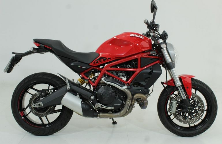 Ducati Monster 797 - Foto #1