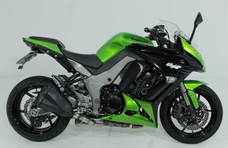 Kawasaki Ninja 1000 - Foto #1
