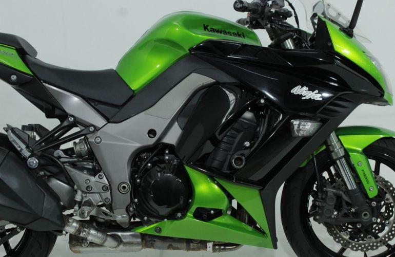 Kawasaki Ninja 1000 - Foto #3