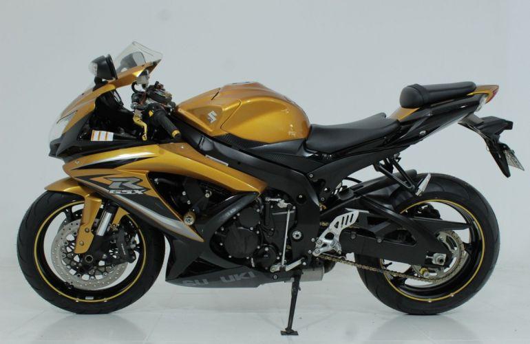Suzuki Gsx R750 - Foto #2