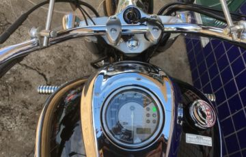 Yamaha Xvs Midnight 950 - Foto #5