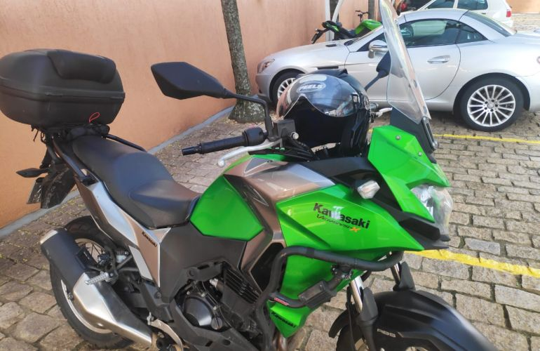Kawasaki Versys-X 300 (ABS) - Foto #4