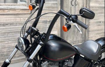 Harley-Davidson Softail Blackline - Foto #6