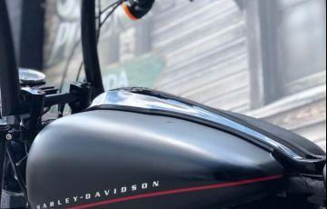 Harley-Davidson Softail Blackline - Foto #7