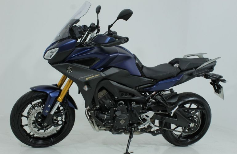 Yamaha MT 09 Tracer - Foto #7