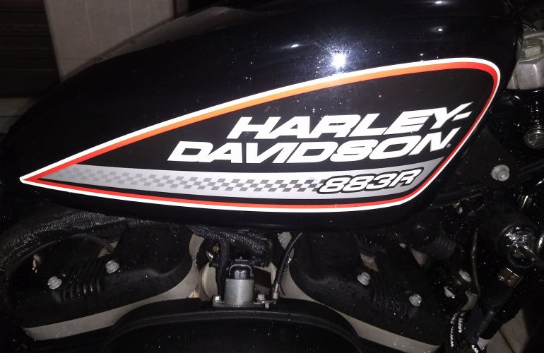 Harley-Davidson Xl 883 Sportster - Foto #1