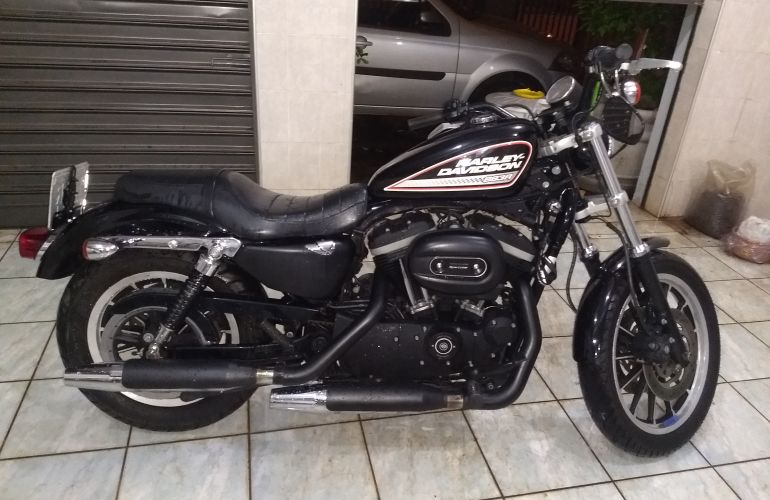 Harley-Davidson Xl 883 Sportster - Foto #4