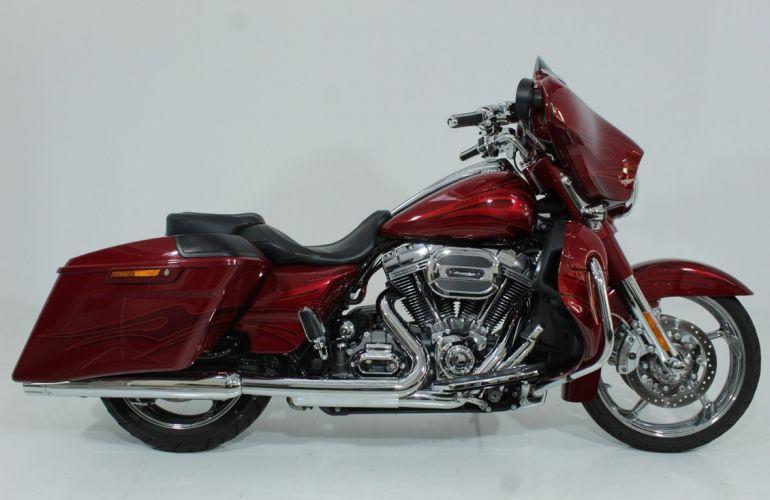 Harley-Davidson Cvo Street Glide - Foto #1