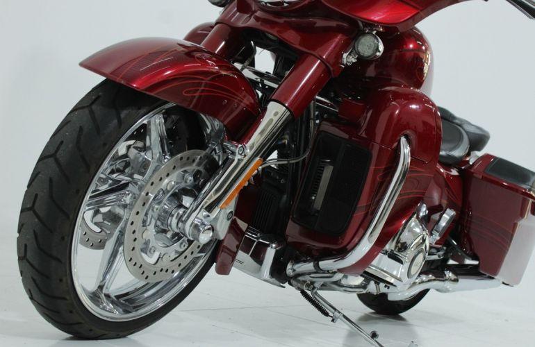 Harley-Davidson Cvo Street Glide - Foto #5