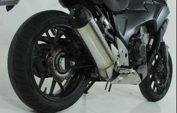 Honda Cb 500 X Abs - Foto #6