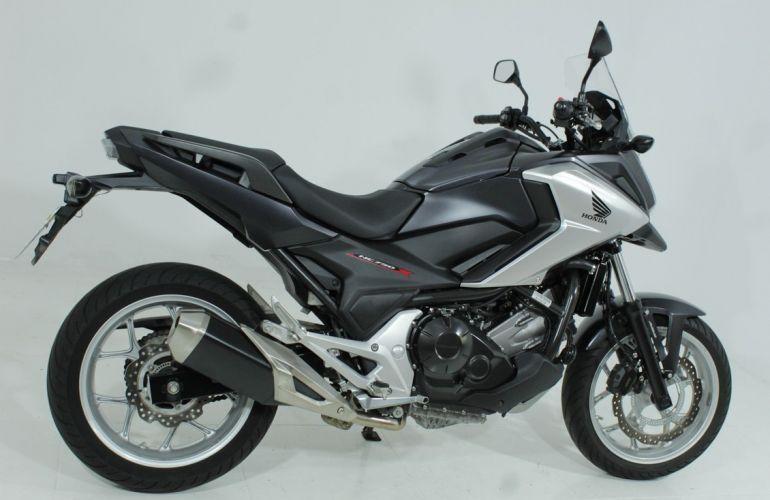 Honda NC 750X (ABS) - Foto #8