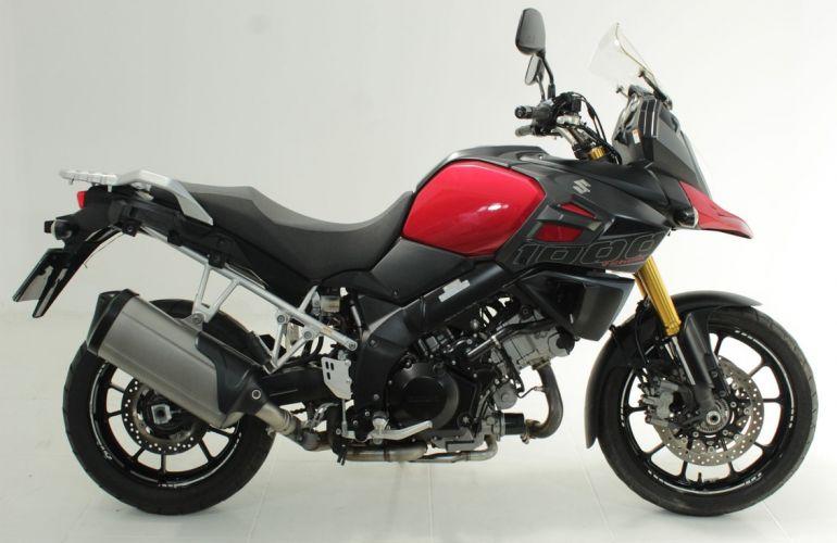 Suzuki V Strom 1000 Abs - Foto #1