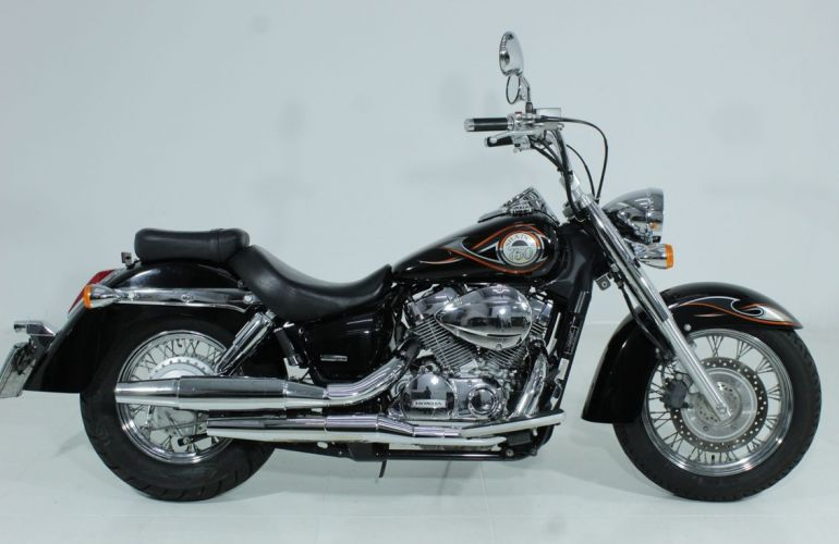 Honda Shadow 750 - Foto #1