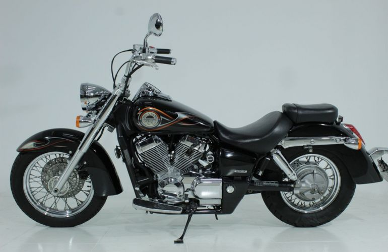 Honda Shadow 750 - Foto #2