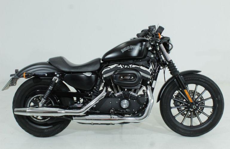 Harley-Davidson Sportster Xl 883 N Iron - Foto #1