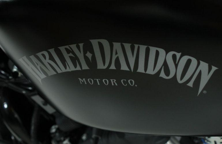 Harley-Davidson Sportster Xl 883 N Iron - Foto #9