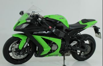 Kawasaki Ninja Zx 10R - Foto #7