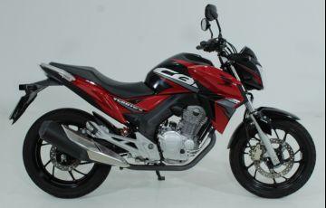 Honda Cb Twister Abs