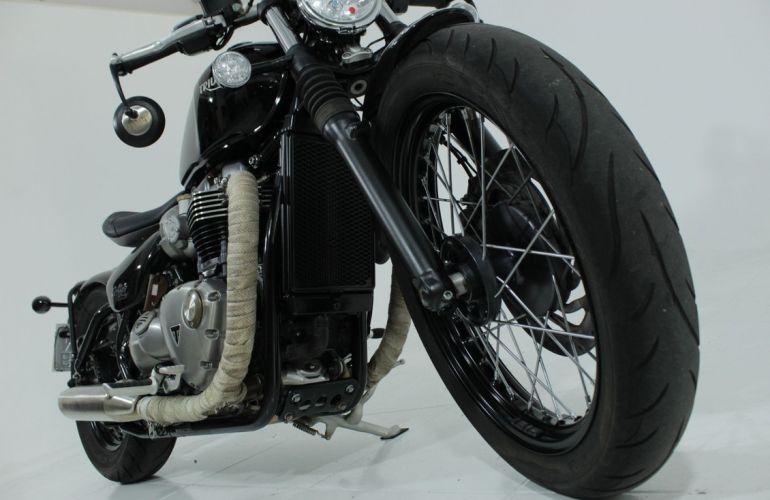 Triumph Bonneville Bobber 1200 - Foto #5