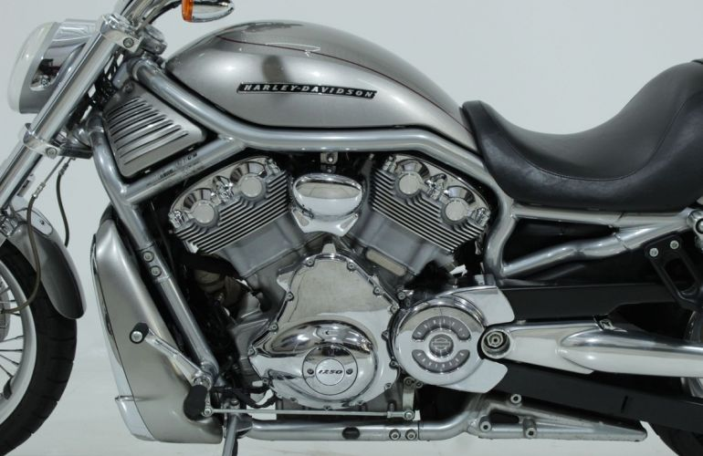 Harley-Davidson V Rod - Foto #7