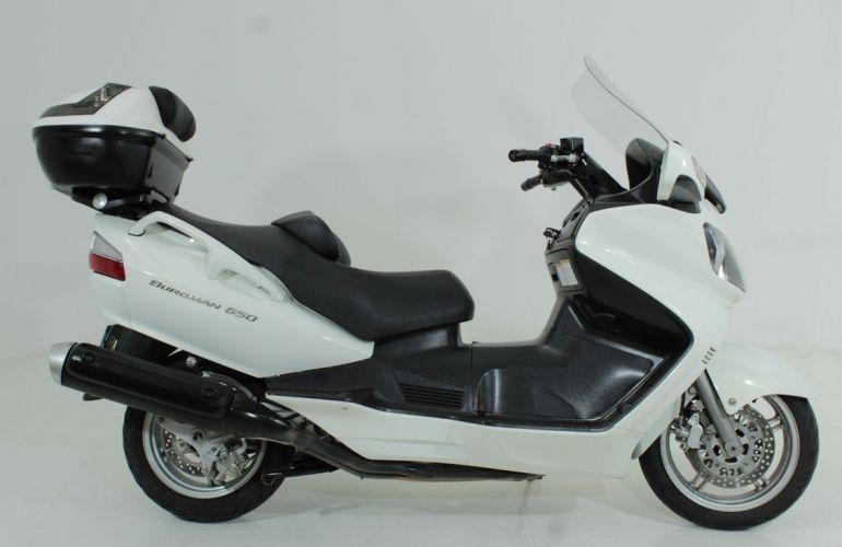 Suzuki Burgman 650 - Foto #1