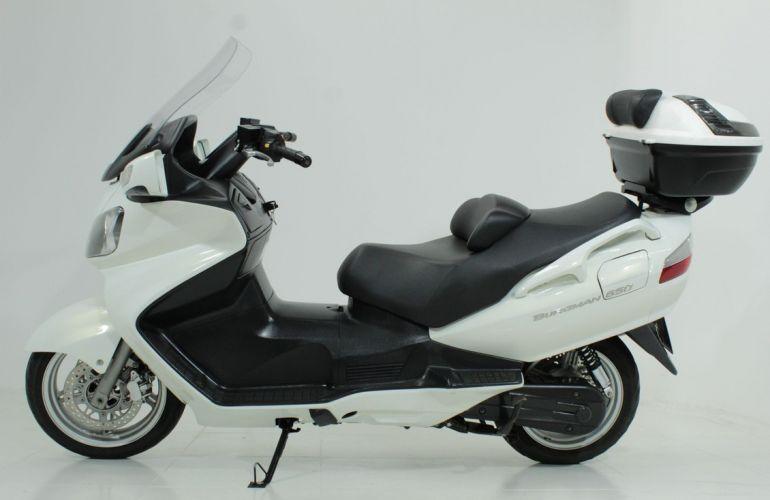 Suzuki Burgman 650 - Foto #2