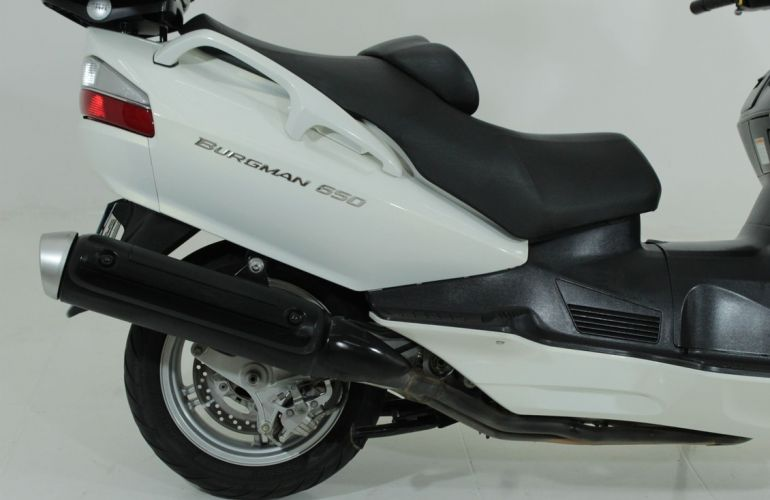 Suzuki Burgman 650 - Foto #3