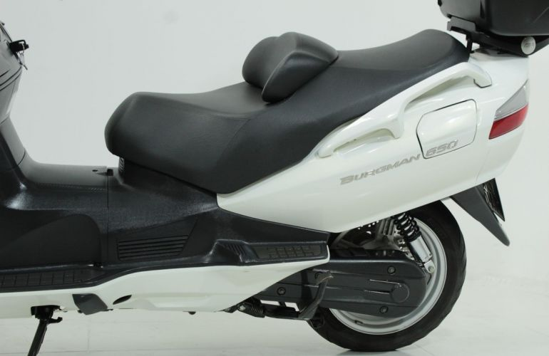 Suzuki Burgman 650 - Foto #4