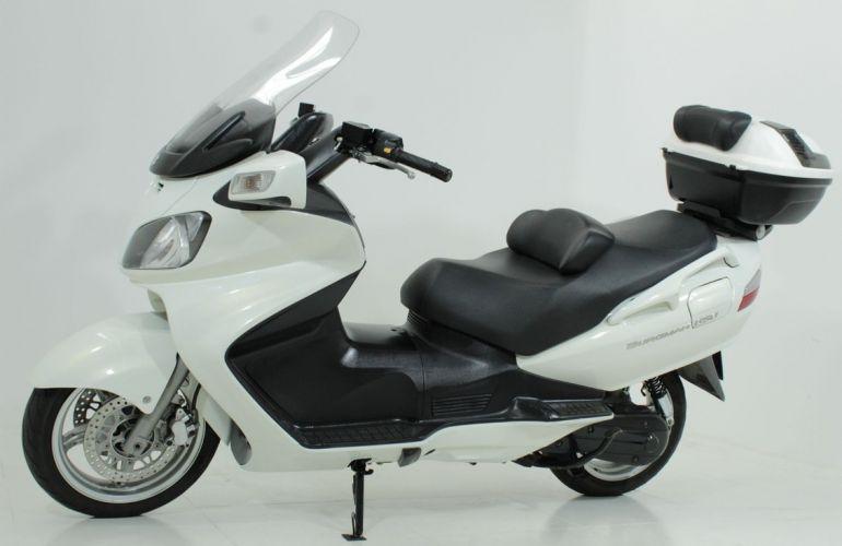 Suzuki Burgman 650 - Foto #7