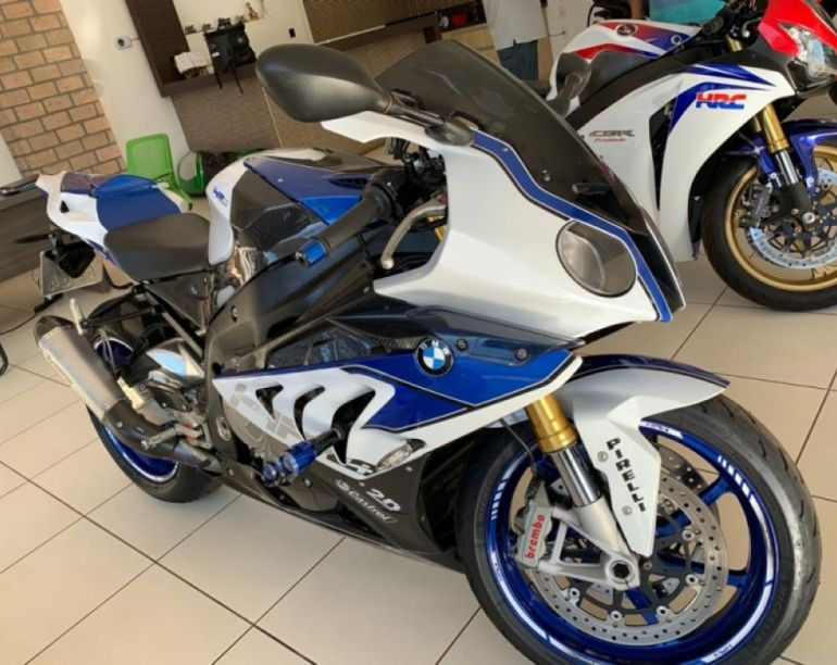 BMW S 1000 RR HP4 Competition - Foto #1