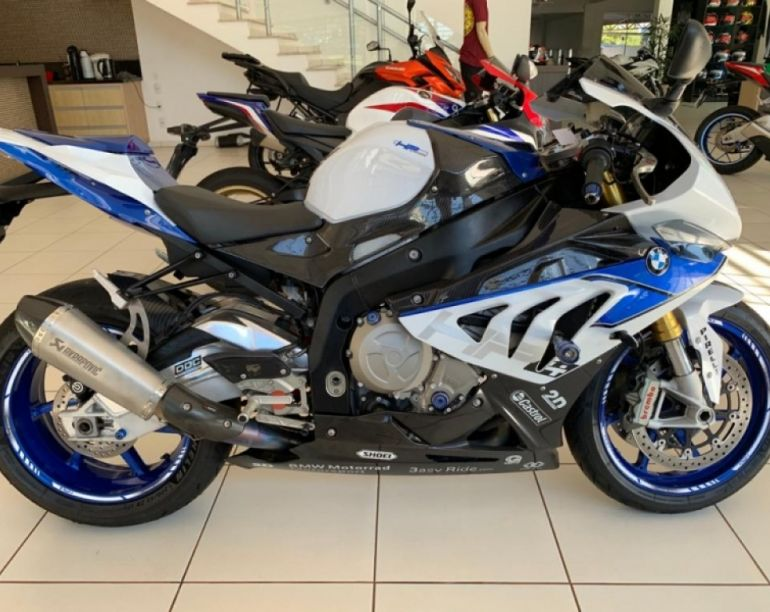 BMW S 1000 RR HP4 Competition - Foto #5