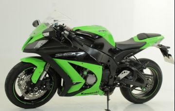 Kawasaki Ninja Zx 10R - Foto #6